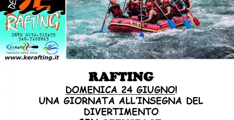 Presentazione1 RAFTING